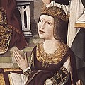 The Virgin Of The Catholic Monarchs by Everett