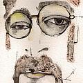 The Walrus As John Lennon by Mark M  Mellon