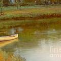 The Water's Edge Print by Lori  McNee