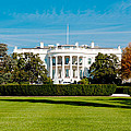 The White House by Greg Fortier