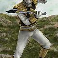 The White Ranger by Michael Tiscareno
