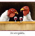 The Wine Goblets... by Will Bullas