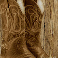 These Boots Were Made For by Cheryl Young