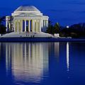 Thomas Jefferson Memorial by Andrew Pacheco