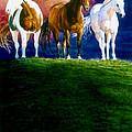 Three Amigos by Hanne Lore Koehler
