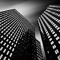 Three Towers by Dave Bowman