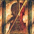 Three Violins by Bob Orsillo