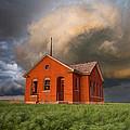 Thunderous Plains by Jill Van Doren Rolo
