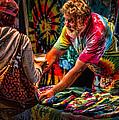 Tie Dye Guy by Bob Orsillo