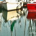 Tiffany Sailed From San Francisco To Moss Landing by Artist and Photographer Laura Wrede