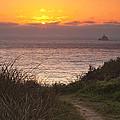 Tillamook Rock Lighthouse by Andrew Soundarajan