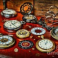 Time - Pocket Watches  by Paul Ward