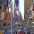 Time Square New York 20130430 by Wingsdomain Art and Photography