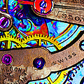 Time Waits For Nobody 20130605 Square by Wingsdomain Art and Photography