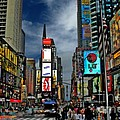 Times Square by Jeff Breiman