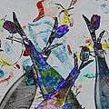Tippy Tulips by Liane Wright