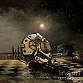 Tired Old Time by Franziskus Pfleghart