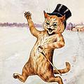 Top Cat by Louis Wain