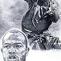 Torry Holt by Jonathan Tooley