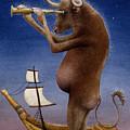 Total Bull Ship... by Will Bullas