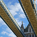 Tower Bridge by Christi Kraft