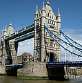 Tower Bridge London by Heidi Hermes