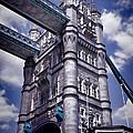 Tower Bridge London by Mariola Bitner