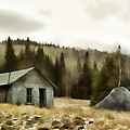 Township Remnants by Richard Bean