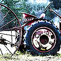 Tractor Hdr by Graham Foulkes