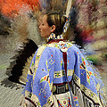 Pow Wow Traditional Dancer 2