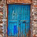 Traditional Door 2 by Emmanouil Klimis