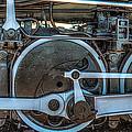 Train Wheels by Paul Freidlund