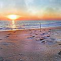 Tranquility Beach by Betsy C Knapp