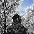 Tree House by Steve McKinzie