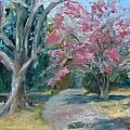 Trees Of Windermere by Susan E Jones
