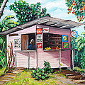 Trini Roti Shop by Karin  Dawn Kelshall- Best