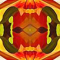 Tropical Leaf Pattern 17 by Amy Vangsgard