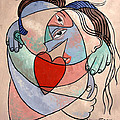 True Love When Two Become One by Anthony Falbo
