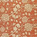Tulip Wallpaper Design by William Morris