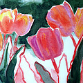 Tulips For The Love Of Patches by Kathy Braud