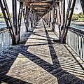 Tulsa Pedestrian Bridge by Tamyra Ayles