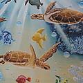 Turtles at Sea #2