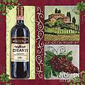 Tuscan Collage 1 by Debbie DeWitt