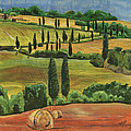 Tuscan Dream 1 by Debbie DeWitt