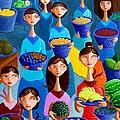Tutti Frutti by Paul Hilario