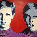 Twiggy Two Face by Grant  Swinney