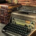 Typewriter by David Morefield