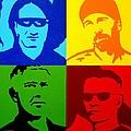 U2 by John  Nolan