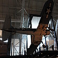 Udvar-hazy Center - Smithsonian National Air And Space Museum Annex - 121248 by DC Photographer