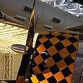 Udvar-Hazy Center - Smithsonian National Air And Space Museum annex - 121289 Print by DC Photographer